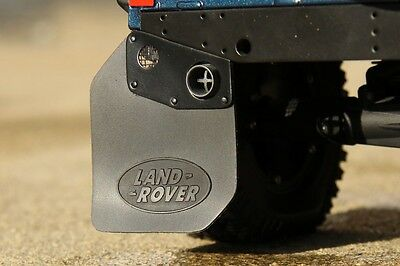 2017 NEW Rubber Mud Flaps for RC4WD Gelande Land Rover Defender D90 Axial Tamiya
