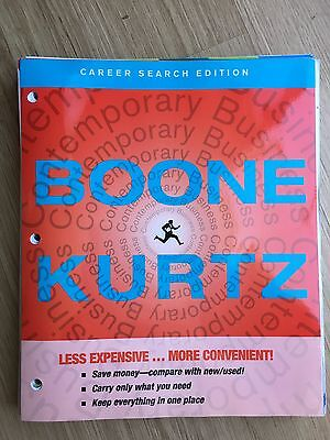 Boone and kurtz contemporary business entrepreneurship edition 16th contemporary business boone kurtz career search edition 15th 2012 fandeluxe Choice Image