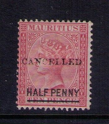 Mauritius Stamp Proof  SC# 47 MNG  Cat.$40
