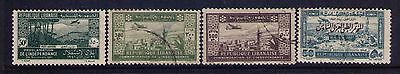 Lebanon Airmail Stamps  SC#C81;86-87;89 MH/Used Cat.$62