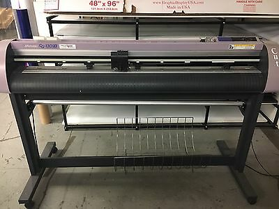 Used Mimaki CG-130 FX Cutting Plotter Manuals, Blades MAKE OFFER !