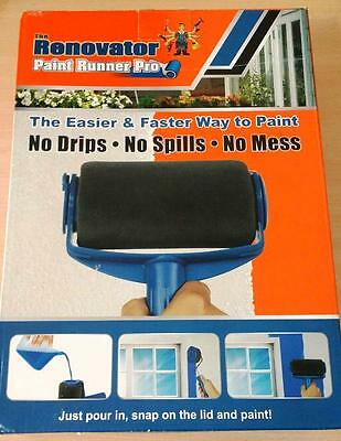 Paint Runner Pro - The Renovator - Genuine Item - As Seen On Tv - Same Day Post