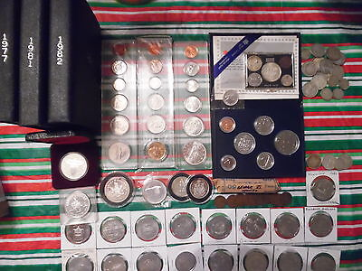Canada Estate lot of coins.