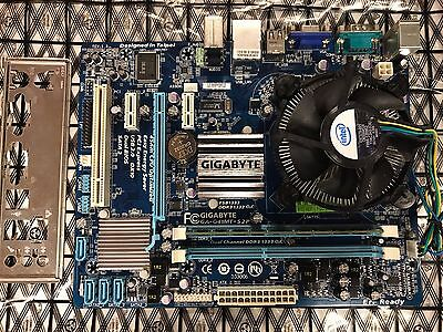 Dual core CPU E5700 + 2GB Ram + Mainboard GA-G41MT-S2P upgrade kit