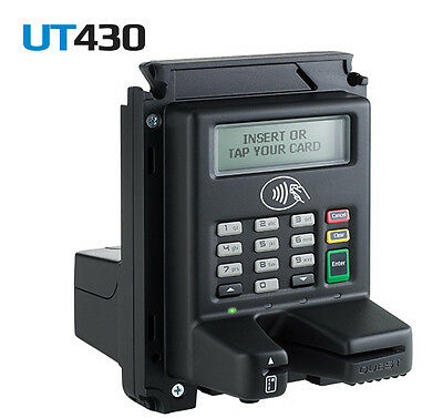 UT430 Unattended EFTPOS PINpad from Quest Payment Systems