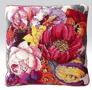 Ehrman Posy of Flowers by Elian McCready - Tapestry Kit