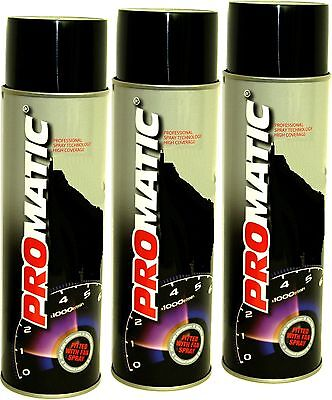 CAR PAINT PROMATIC Clear Lacquer Gloss  500ml  BUY 2 GET ONE FREE