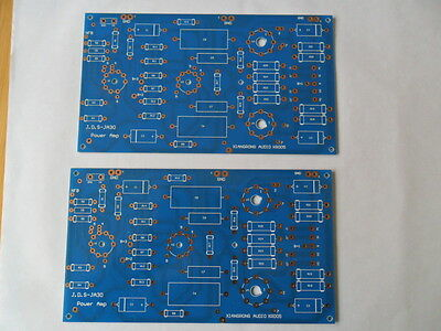 Jds Power Amplifier/power Supply Pcb's