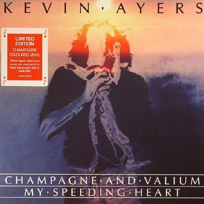 "AYERS, Kevin - Champagne & Valium (Record Store Day 2017) - Vinyl (7"")"