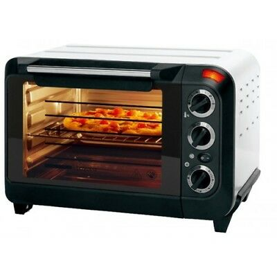 Loyola Electric Mini Convection Oven 18L Table Top Grill Baking Cooker Kitchen