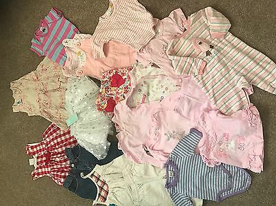 Baby Girl Clothes Bundle Size 000 Max And Tilley Country Road Pumpkin Patch