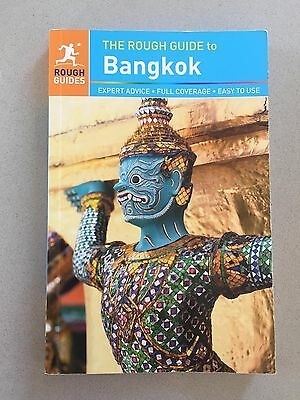 The Rough Guide to Bangkok by Rough Guides (Paperback, 2015)