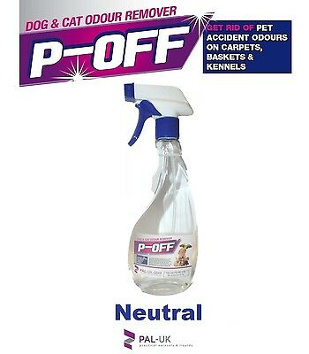 500ml Pet Stain and Odour Remover Fast Acting Urine Neutraliser and Destroyer