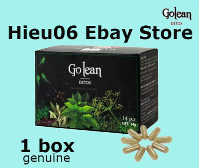 Golean Detox natural herbal tea weight loss 100% Natural Weight Loss Tablets