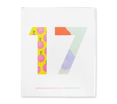Kikki K Brand New 2017 Large Weekly Diary Cute - Sold Out
