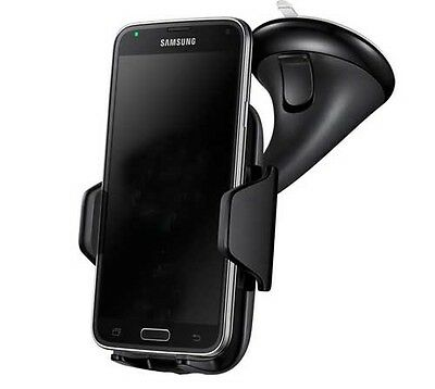 Rotating Windshield Dashboard Suction Car Holder Mount Cradle For Samsung Galaxy