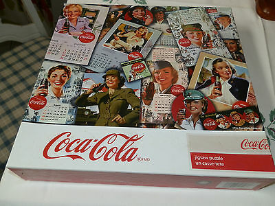 Coca-Cola Puzzle -Dates To Remember