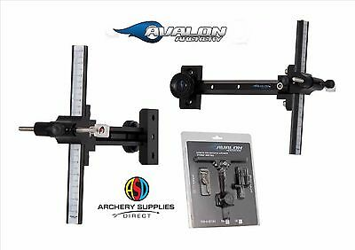 "Avalon Archery Metal ""Tyro"" Recurve Sight Right Handed"