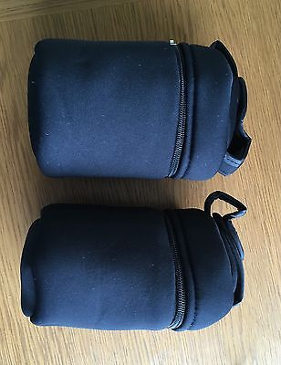 Tommee Tippee isulated thermal  travel bottle carrier warmer bags ×2