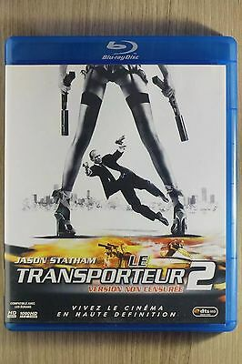 Transporter 2 Blu-Ray comme neuf