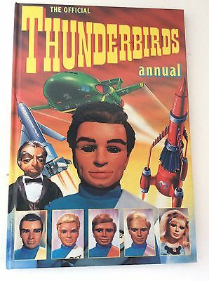The Official Thunderbirds Annual 1992 Gerry Anderson