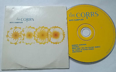 The Corrs * Hits Sampler * Rare 5 Tk Cd 2004 Breathless Runaway So Young Remix