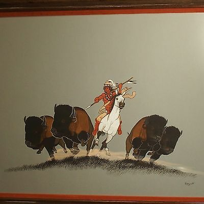 Beatien Yazz Original Painting / Navajo