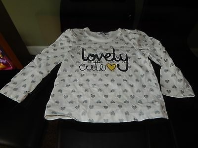 Baby Girls Long Sleeved T Shirt - Size 18/24 Months