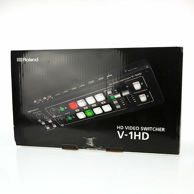 Roland V-1HD Portable 4 x HDMI Input Switcher - USED #178