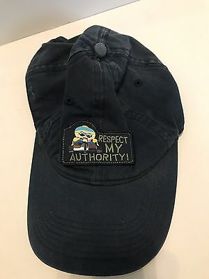 Respect My Authority South Park Hat Ball Cap