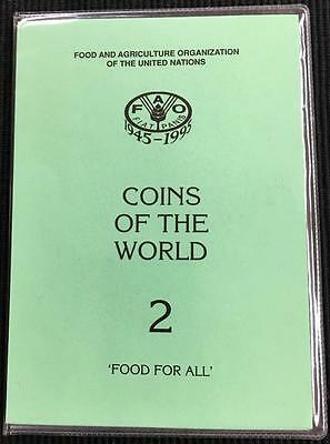 1945-1995 Food & Agriculture Organization Of The UN Coin Of The World Set #2