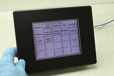 """Automation Direct EA7-S6M 6"""" Operator Interface Touchscreen Panel"""