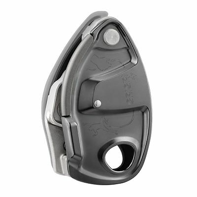 GriGri + Belay Device GRAY GREY by Petzl
