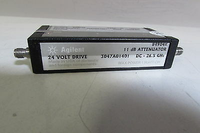 Agilent 84904K Programmable Step Attenuator, DC - 26.5 GHz, db-1