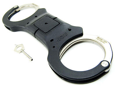 ASP Law Enforcement Most Restrictive RIGID Handcuffs