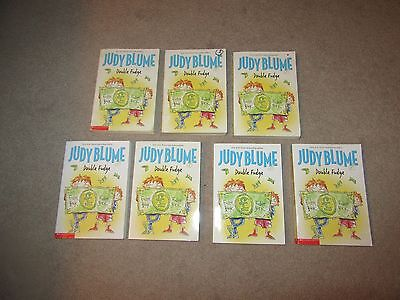 Teacher Lot of 7 Guided Reading Books Judy Blume Double Fudge AR VGC Scholastic