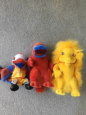 Sydney Olympic Mascots And Other Items Set