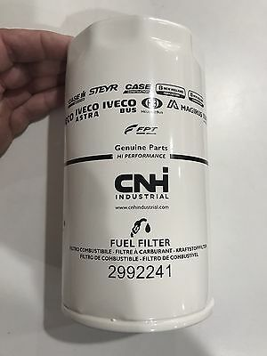 Iveco Fpt Marine Fuel Filter 2992241 New