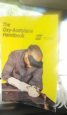 the Oxy -Acetylene Hand book