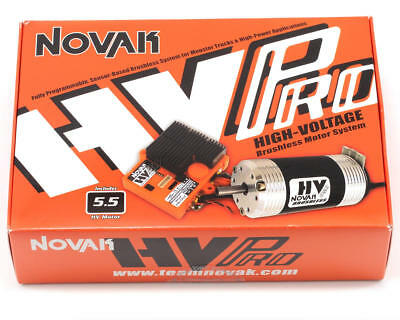 NEW Hv Pro 5.5 Brushless System (Nk3025D) from RC Hobby Land