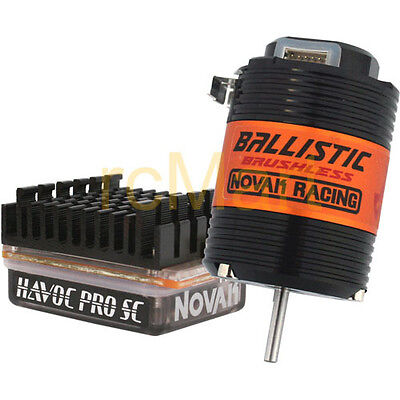 NEW Havoc Pro Sc/Ballistic Bl Syst (Nk3124) from RC Hobby Land