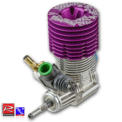 NEW .21 Engine 7 Port, 14Sg, Turbo Race Engine (Novn21R7) from RC Hobby Land