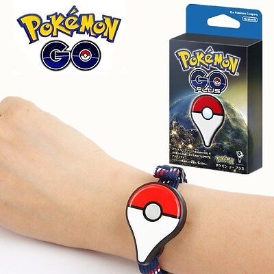 Nintendo Pokemon Bracelet Go Plus Device US ver- Brand New Free Fast Shipping