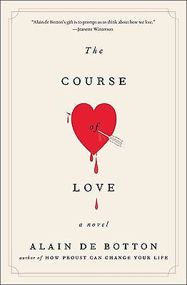 The Course of Love: A Novel  by Alain de Botton(Paperback)