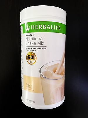 1 Herbalife Formula 1 (F1) 100% Australian Product Choose your Preferred Flavour