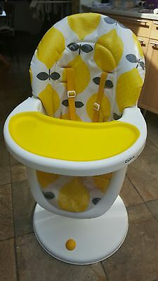 Cosatto Loopy Lemon 3sixty High Chair