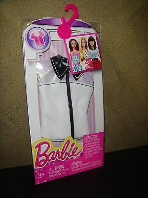 Brand New Fashionistas Barbie Doll Clothes Single Shirts / Tops Pack #19