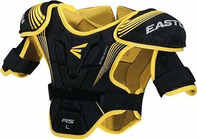 Easton RS Ice/Roller Hockey Shoulder Pads Youth M New