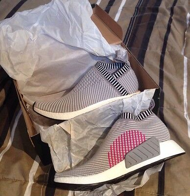Adidas NMD CS2 Sock City BA7187 DS Size 9 Boost