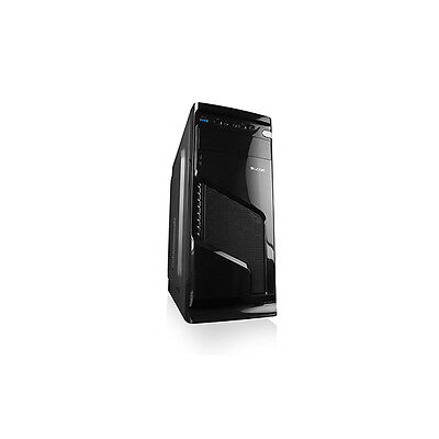 Case Pc Atx Tower Logic 2x Usb 2.0 Senza Alimentatore 7 slot PCI Drive bay5,25''